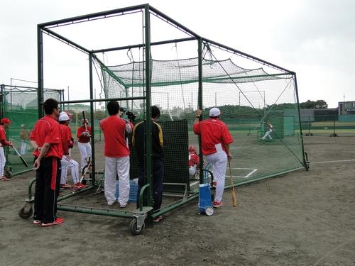 広島カープの、沖縄キャンプ取材へ行ってきました