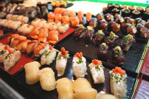 海鮮パラダイス!唐戸市場の週末イベントがスゴかった