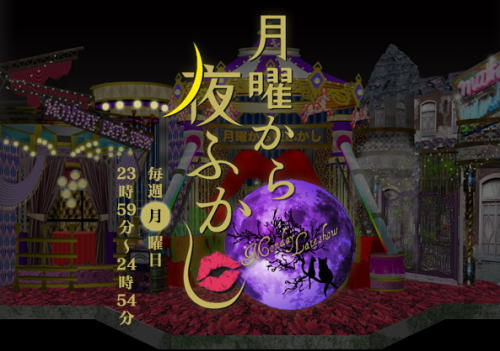 日本テレビ「月曜から夜更かし」素材提供